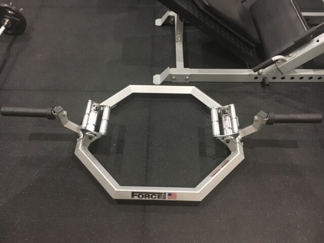 Force Usa Commercial Hex Trap Deadlift Bar Gym Weights Barbell Fitness Gumtree Australia Brisbane North West Chapel Hill 1168564612