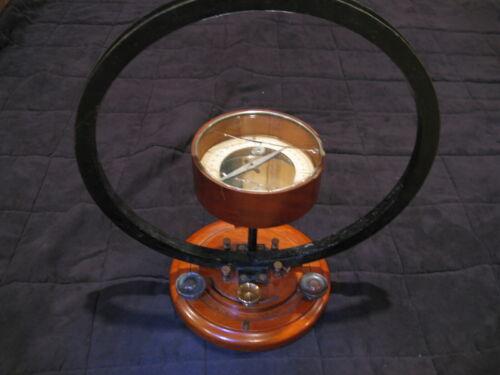 Exquisite Antique Transverse Galvanometer