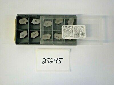 10 Pc. Iscar Gtl-4.8-8d Ic 54 P40 Inserts New Pic25245