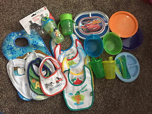 Infant meal time lot