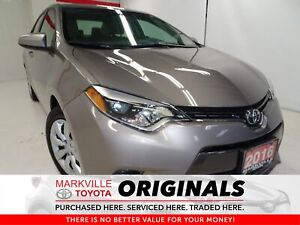 2016 Toyota Corolla LE Clean Carfax | One Owner | Markville O...