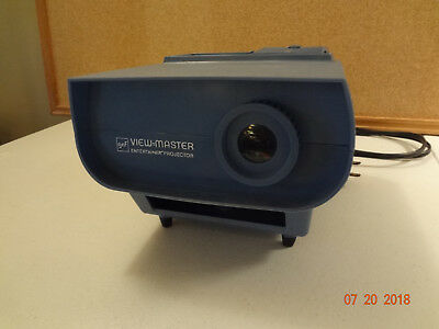 GAF View Master Electric Projector Wall Projector