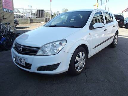 08 Holden Astra Hatch 4CYL, AUTO, 206K, RWC, REGO. Kingston Logan Area Preview