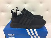 Adidas Triple Black nmd  us7 and us7.5 Marayong Blacktown Area Preview