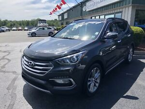 2017 Hyundai Santa Fe Sport 2.0T SE LEATHER/SUNROOF/HEATED ST...