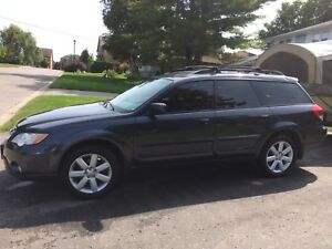 2008 Subaru Outback Limited AWD Leather Sunoof