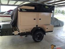 Camper trailer St Clair Penrith Area Preview