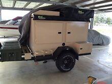Camper trailer St Clair Penrith Area Preview