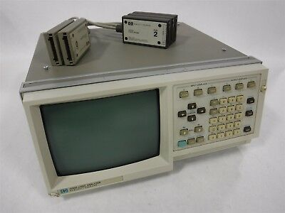 Hewlett Packard Model 1630d Logic Analyzer 10272a Probe Used 5c
