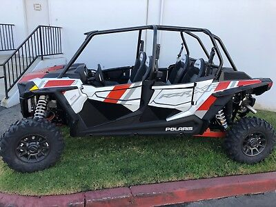 2017-2020 RZR XP Turbo 1000  Lower Door inserts 4 seat models RZR 4 Half Doors