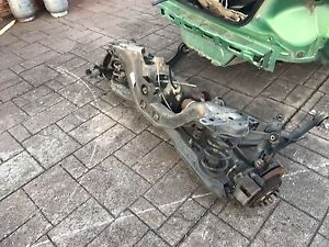 Urgent sale must go xr6turbo diff Bligh Park Hawkesbury Area Preview