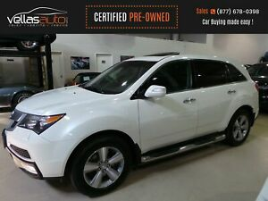 2011 Acura MDX Technology Package SH-AWD| TECHNOLOGY PKG