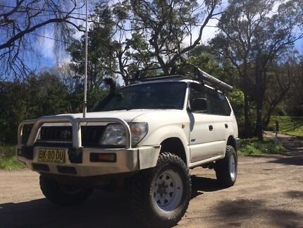 1999 Toyota Prado Curl Curl Manly Area Preview