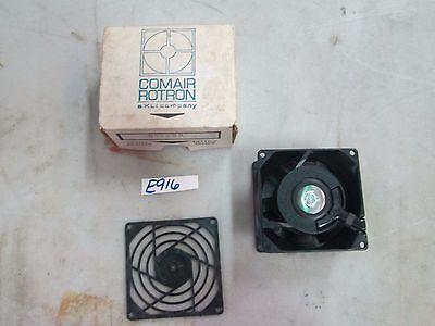 Comair Rotron Fan 032003 Model Sd48b2 3-18 Square 48 Vdc Nib