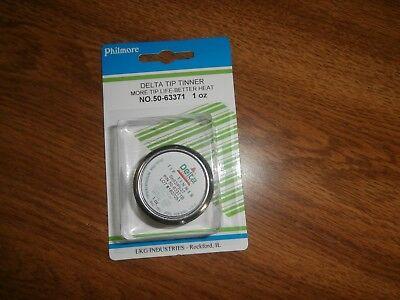Qualitek Tip Tinner Soldering Iron Tip Cleaner 1 Oz50-63371bnip