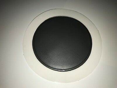 QTY 100 PERMIT / TAX DISC HOLDERS REF DARK BLACK