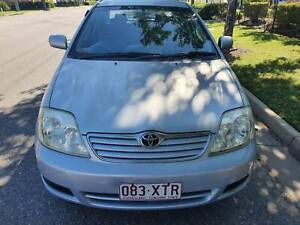 2006 TOYOTA COROLLA SEDAN DRIVE AWAY WITH REGO/RWC Mount Louisa Townsville City Preview