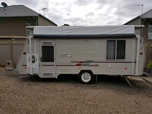 Coromal pop top family caravan bunks air con Hope Valley Tea Tree Gully Area Preview