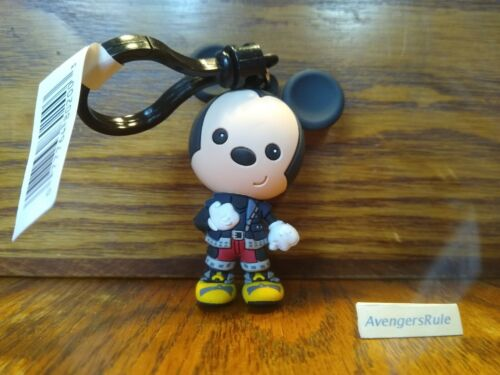 Disney Figural Bag Clip Kingdom Hearts Series 4 3 Inch Mickey