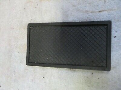 Jaguar S-Type 1999-2002 SLIDING COIN TRAY GREY FOR DASHBOARD CENTRE CONSOLE