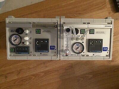 2x Co2 Air Controller Wave Biotech Biotech Bioreactor Co2mix20