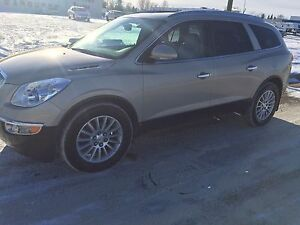 2010 Buick Enclave cxl, fully loaded,new moter only 11 k.