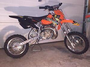 2003 KTM 50LC Pro Senior