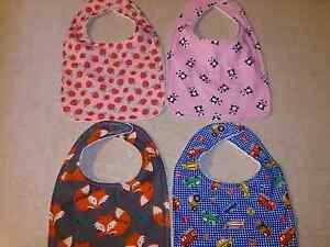 Handmade bibs $4 each Maryland Newcastle Area Preview