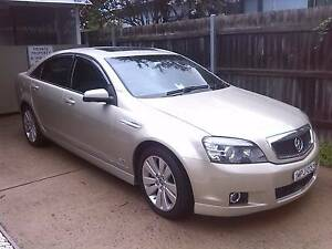 2006 Holden Statesman Sedan Macquarie Fields Campbelltown Area Preview