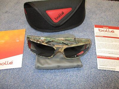 9d5f723f360 Bolle Flash Sunglasses 12041 Real Tree XTRA Polarized TNS OLEO AF