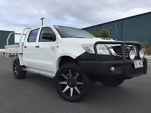 2012 Toyota Hilux Ute fully loaded at no extra cost. Arundel Gold Coast City Preview
