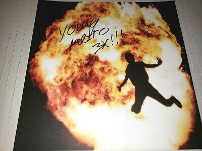 "*OFFICIAL*Metro Boomin ""Not All Heroes Wear Capes"" Signed Lithograph Autographed"