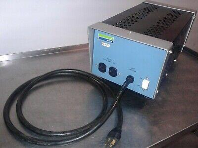 Sola Type Cvs Harmonic Neutralized Constant Voltage 120v Transformer 63-13-175