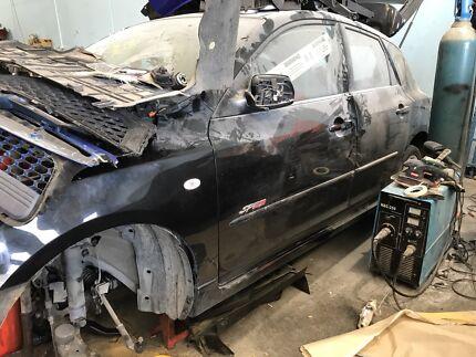 Car Parts For Sale - 2007 Mazda 3 SP23 hatch.