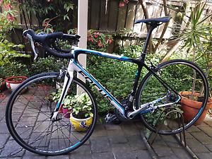 Focus Izalco Ergoride Road Bike  (like new) North Melbourne Melbourne City Preview