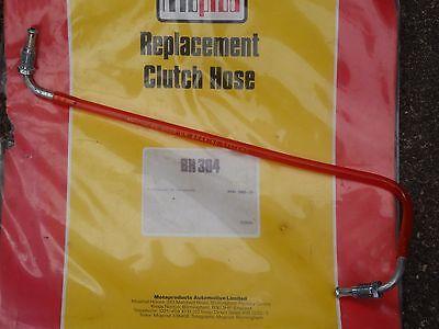 CLUTCH SLAVE MASTER CYLINDER PLASTIC PIPE FORD CORSAIR ESSEX V4 2000E 1700