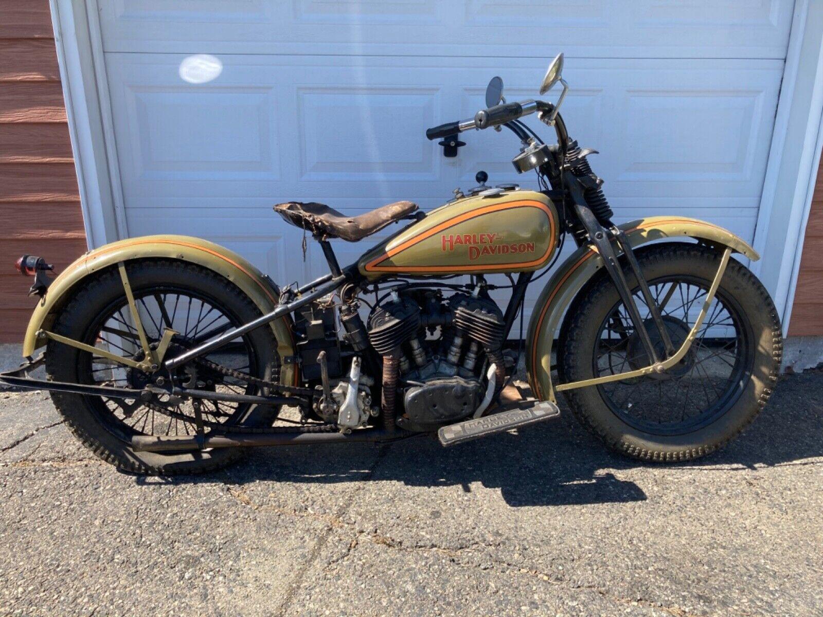 1930 Harley Davidson DL