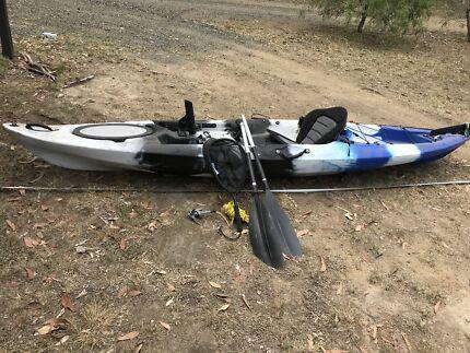 Fishing kayak  Kearsley Cessnock Area Preview