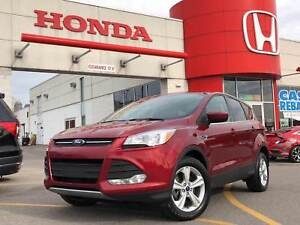 2014 Ford Escape SE, one owner, Ford Finance