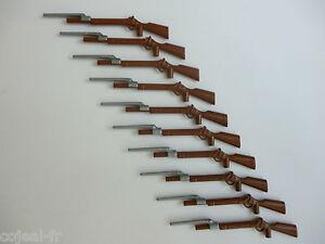 Playmobil lot de 10 fusil et ba onnette soldat nordiste for Fenetre nordiste