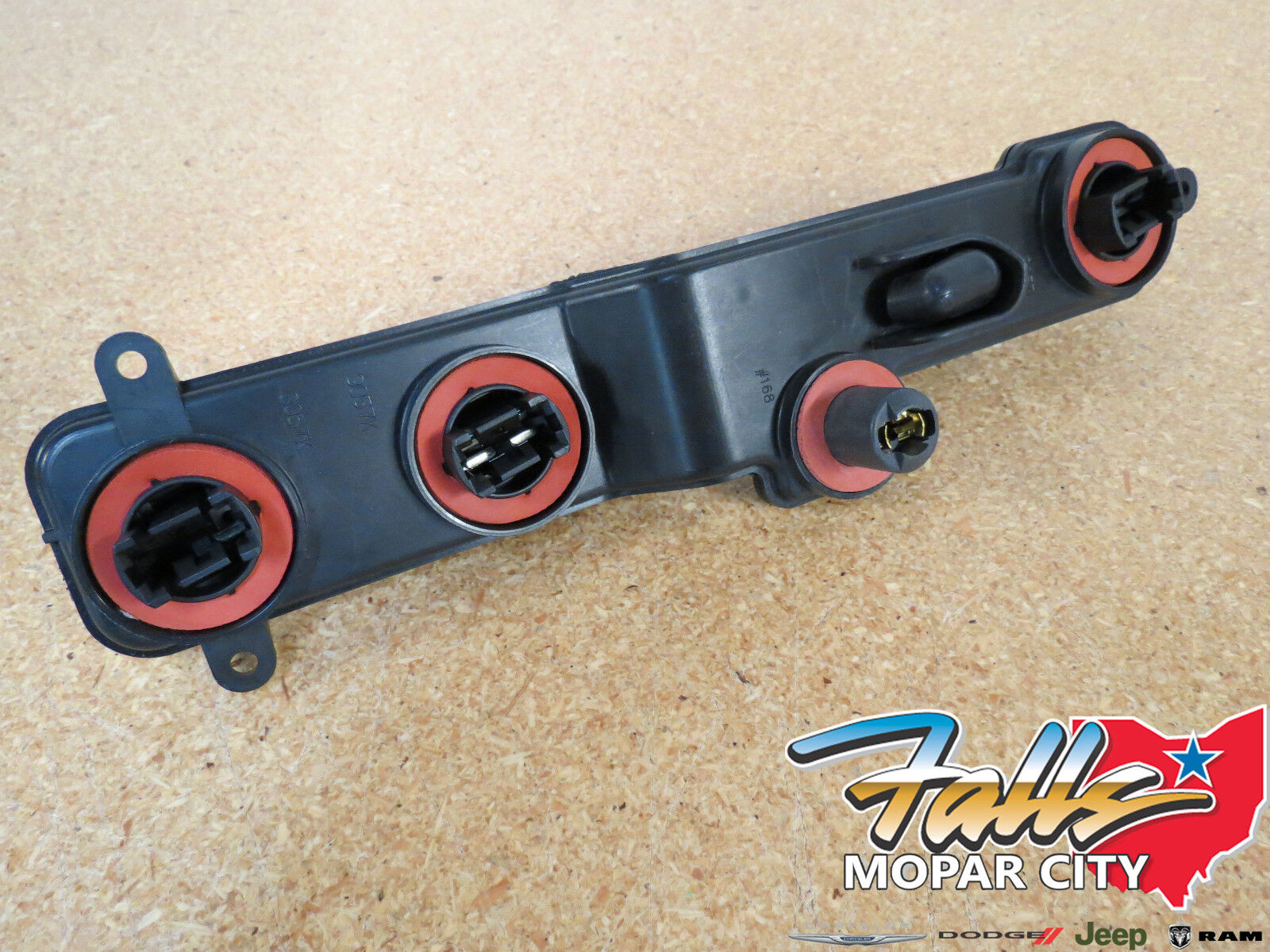2004 2009 Dodge Durango Rear Tail Light Circuit Board