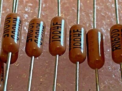 Dale Cmf-60 1 Meg Ohm 1 12w Metal Film Resistors Rn60d1004f 50 Pcs