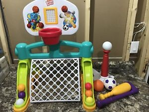5 in 1 toddler toy