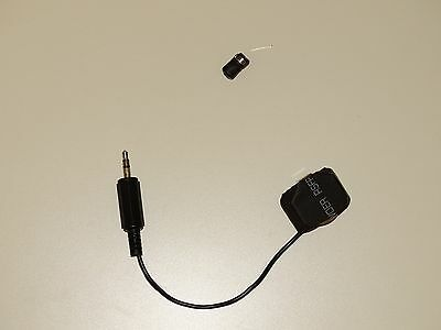 Secret 416 Mhz spy earpiece with radio transmitter compatible with Iphone ,etc