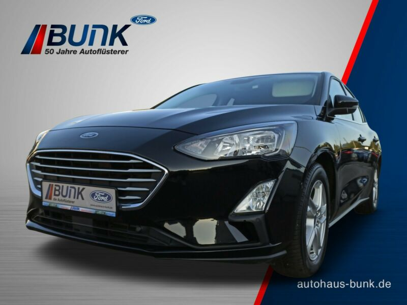 Ford Focus Lim. Cool&Connect 1,0l EcoBoost +Kam +Navi