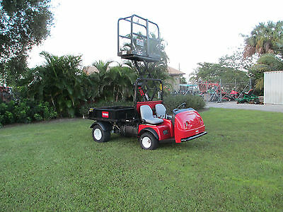 Vertical Lift And 23 Dump Body Fits Toro Workman John Deere Gator