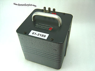 Used General Radio 1482-k Standard Inductor 5mh - 0.1 - Tested Good 1482k