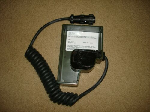 MILITARY RADIO PRC-119 ASIP BATTERY INTERFACE ELIMINATOR ADAPTER J-6633/U 119FEI