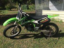 Kawasaki 2002 KX 125 2 stroke Bowen Whitsundays Area Preview