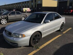Audi s4 2001 vente rapide need to sell